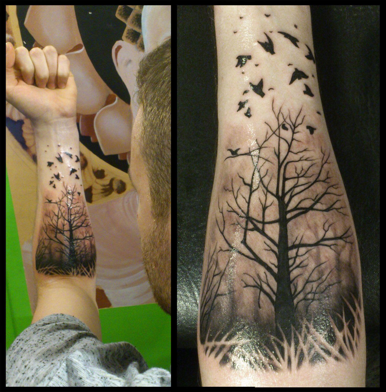 arm tree tattoos for guys Căutare Google Tattoo