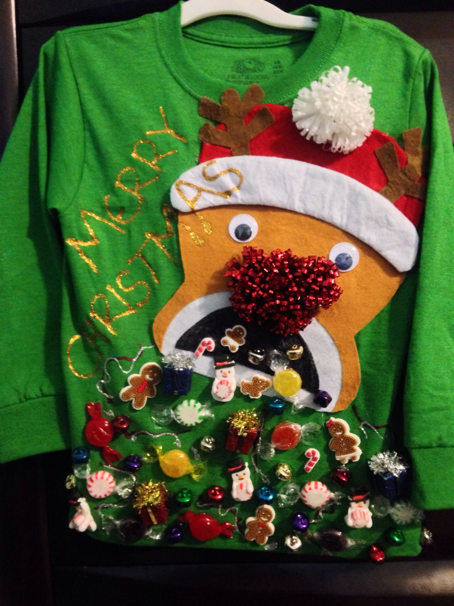 Kids Ugly Sweater Ugly sweater party Pinterest Xmas