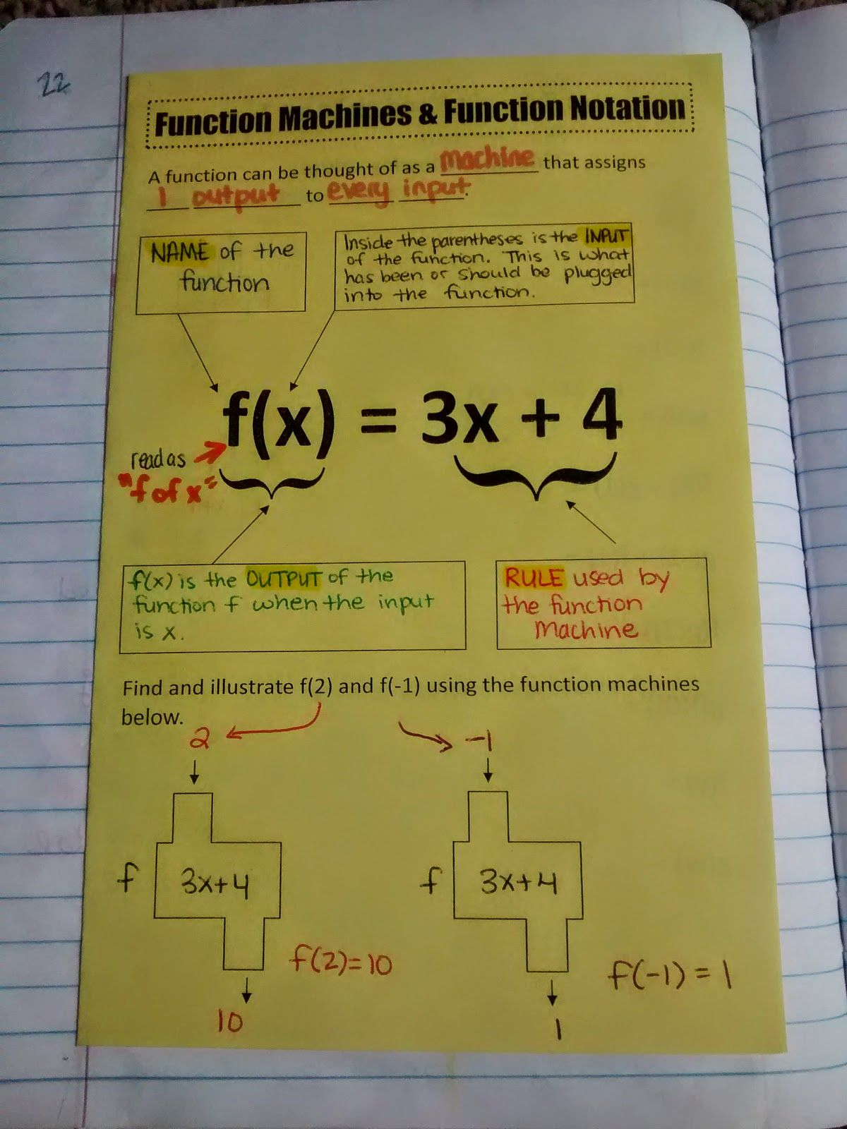 Faceing Math Lesson 13 Exponential Functions Answers