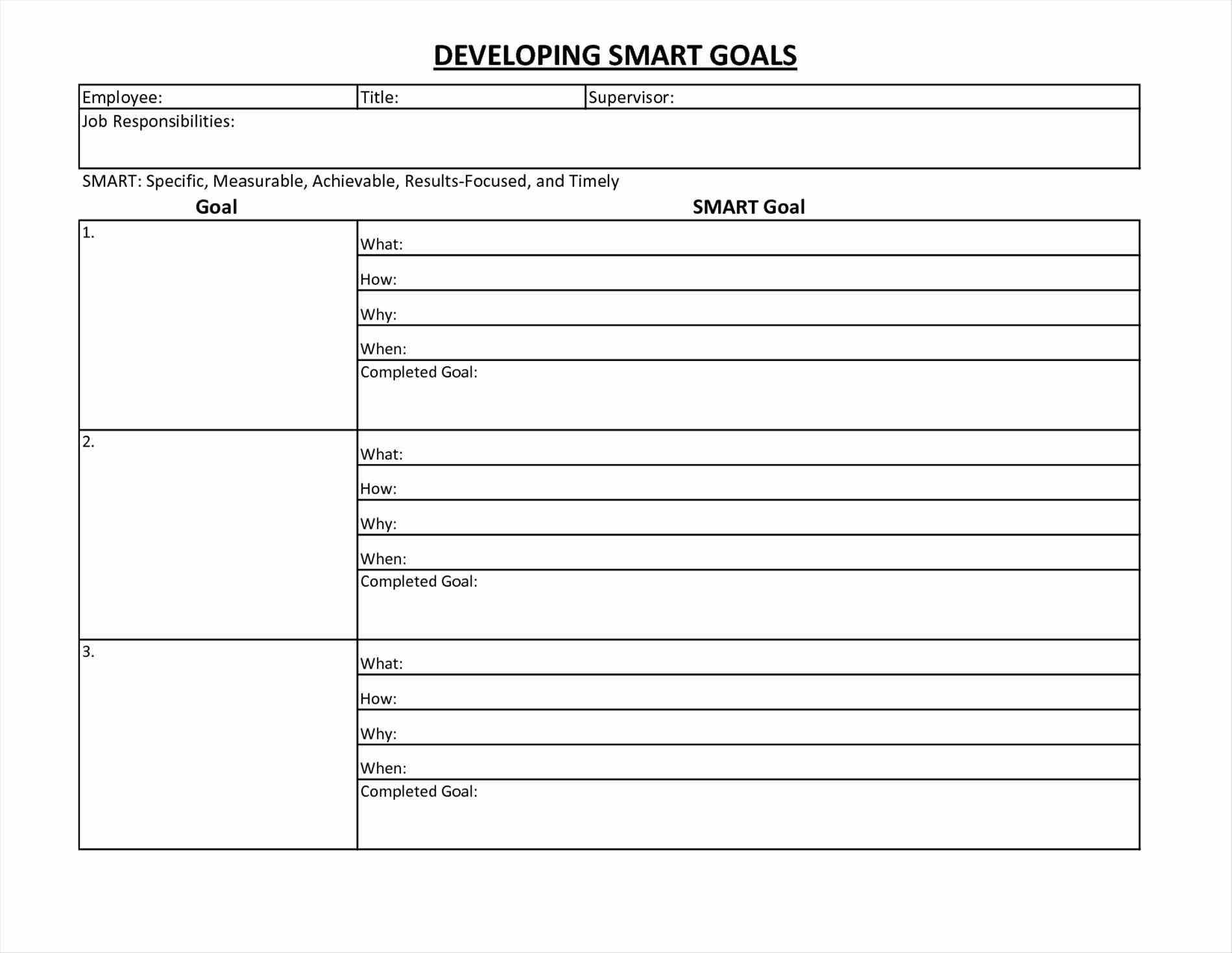 Pictures Goal Setting Template Excel Smart Goals Worksheet Newpcairport Personal Sheet