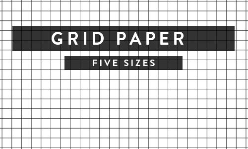 Graph Paper Template Print  graph paper template 11Ã 17