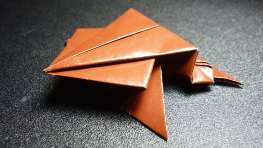 Origami Katak Step By Origami Tutorial Lets Make It