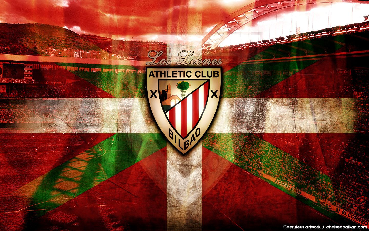 Athletic Bilbao High Definition Wallpaper http