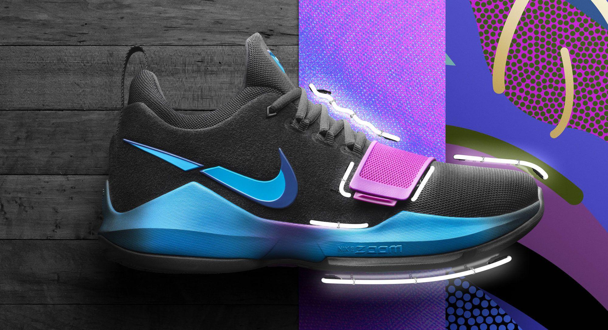 "Nike PG1 ""Flip the Switch"" Nike Basketball Pinterest"
