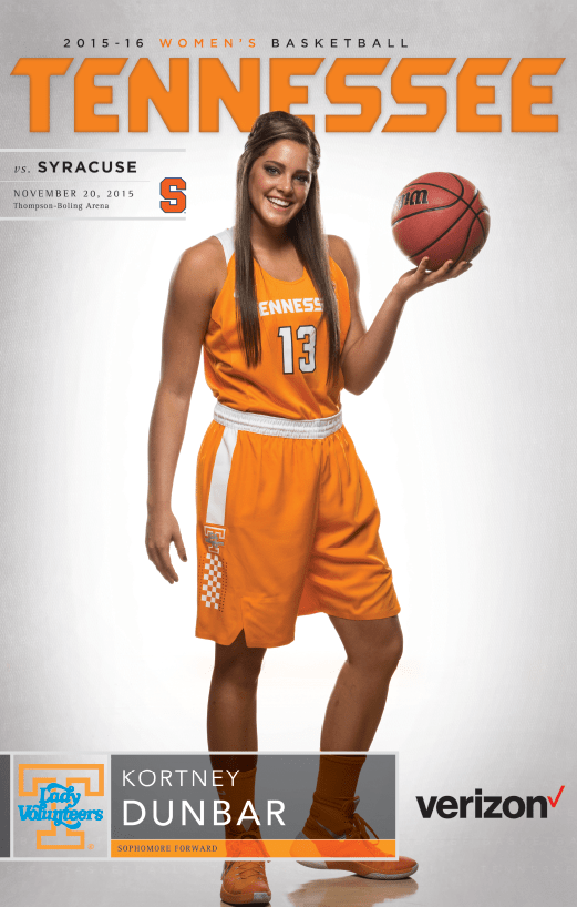 The arenaexclusive 201516 Tennessee Lady Vols Basketball