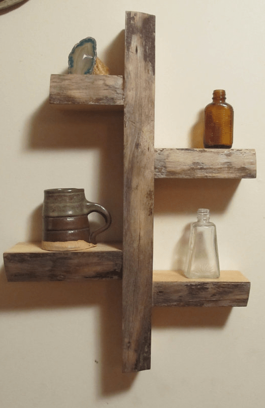 Book Of Rustic Woodworking Projects In Ireland By Emily