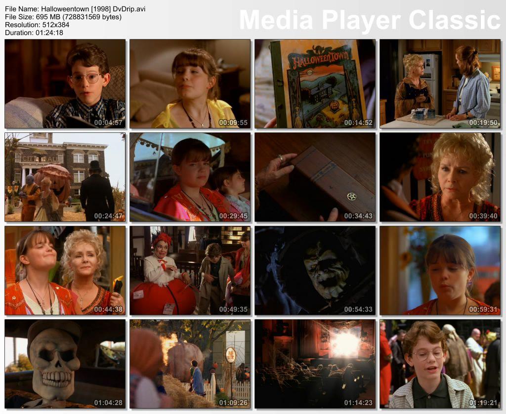 Halloweentown 1998 Halloweentown Pinterest