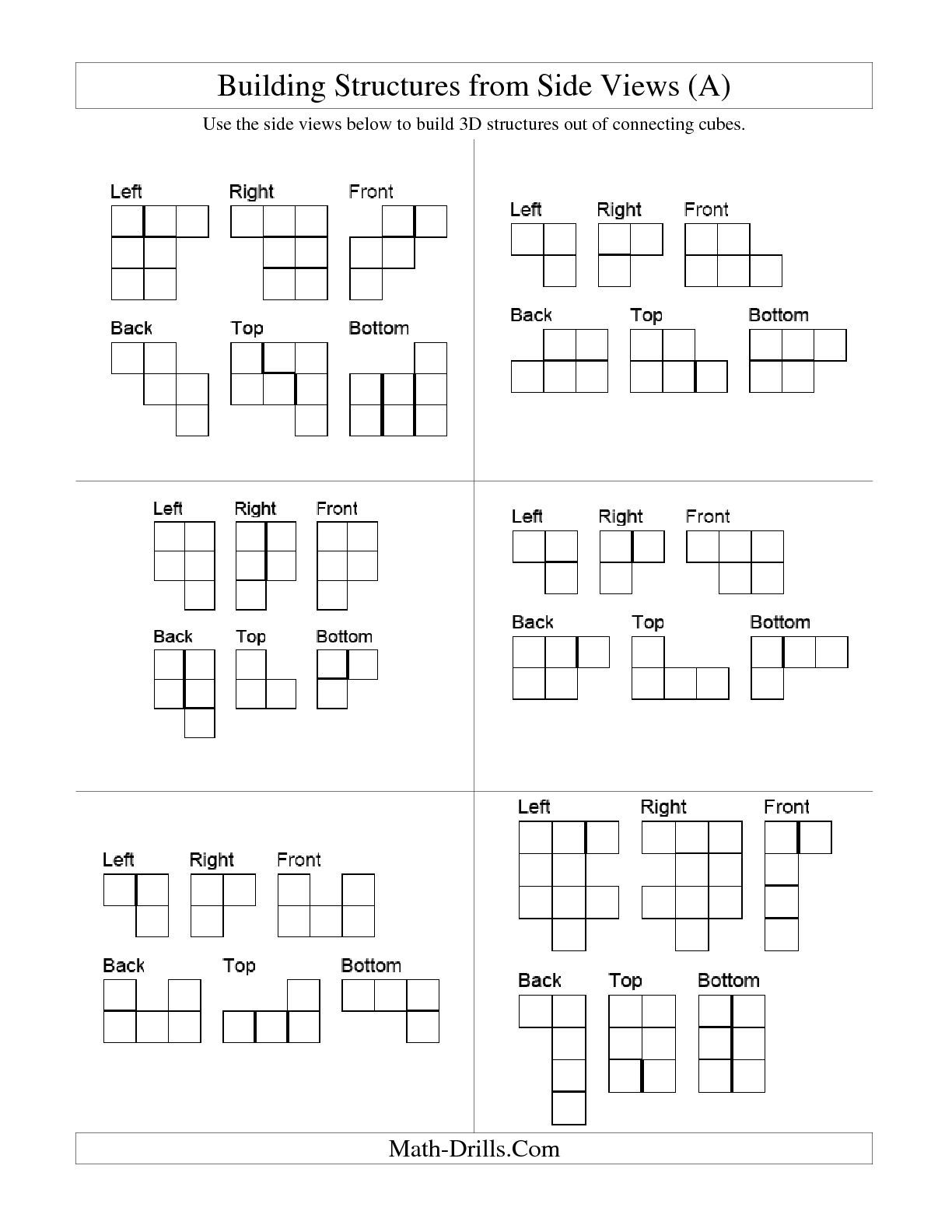 Worksheet Cube Worksheet Grass Fedjp Worksheet Study Site