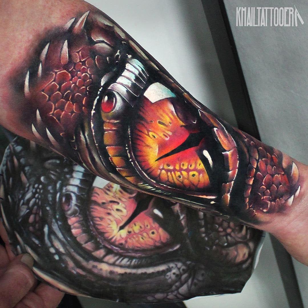 Dragon's Eye Forearm Tattoo Pinterest Forearm