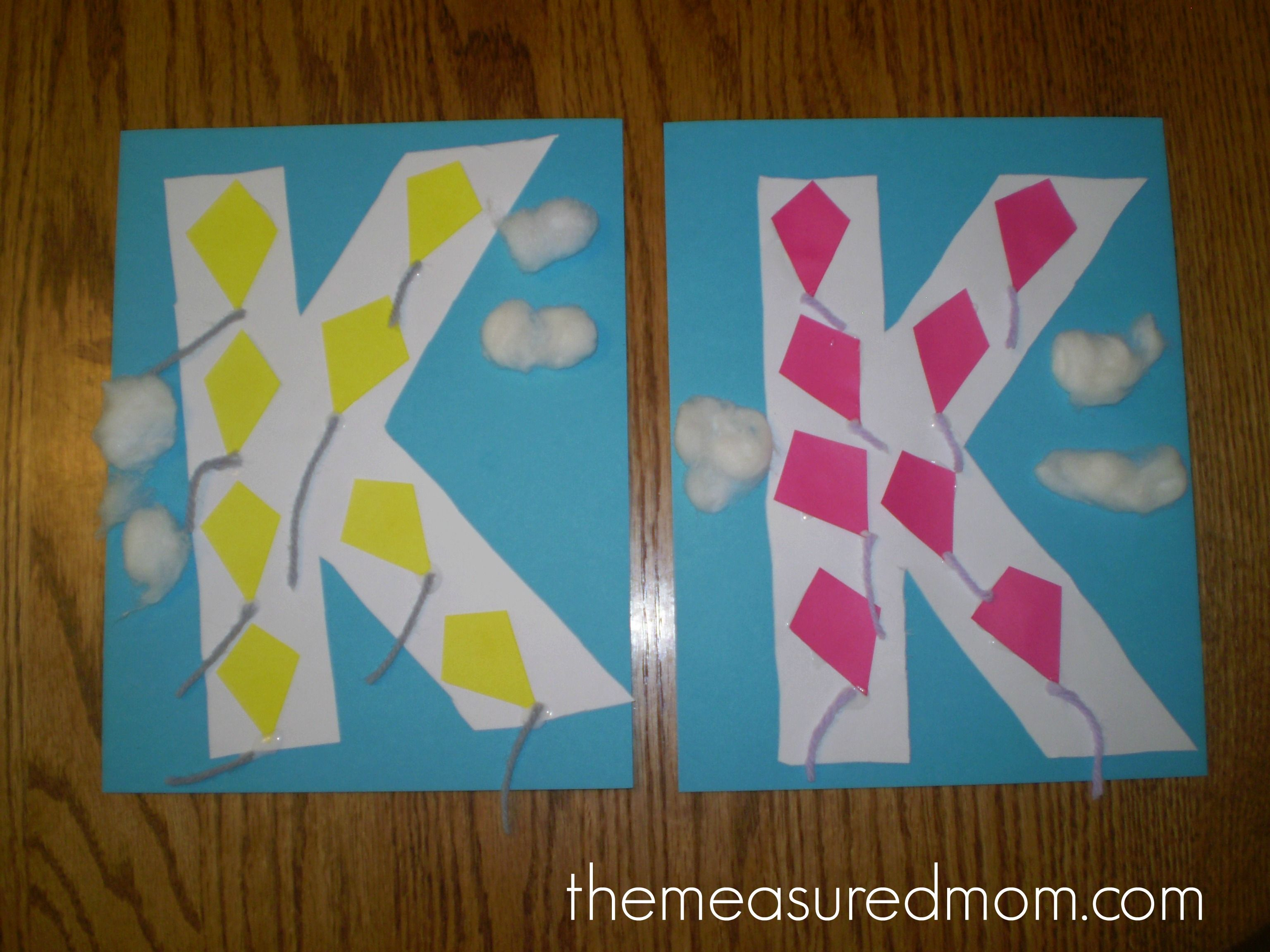 Best 25 Letter K Crafts Ideas