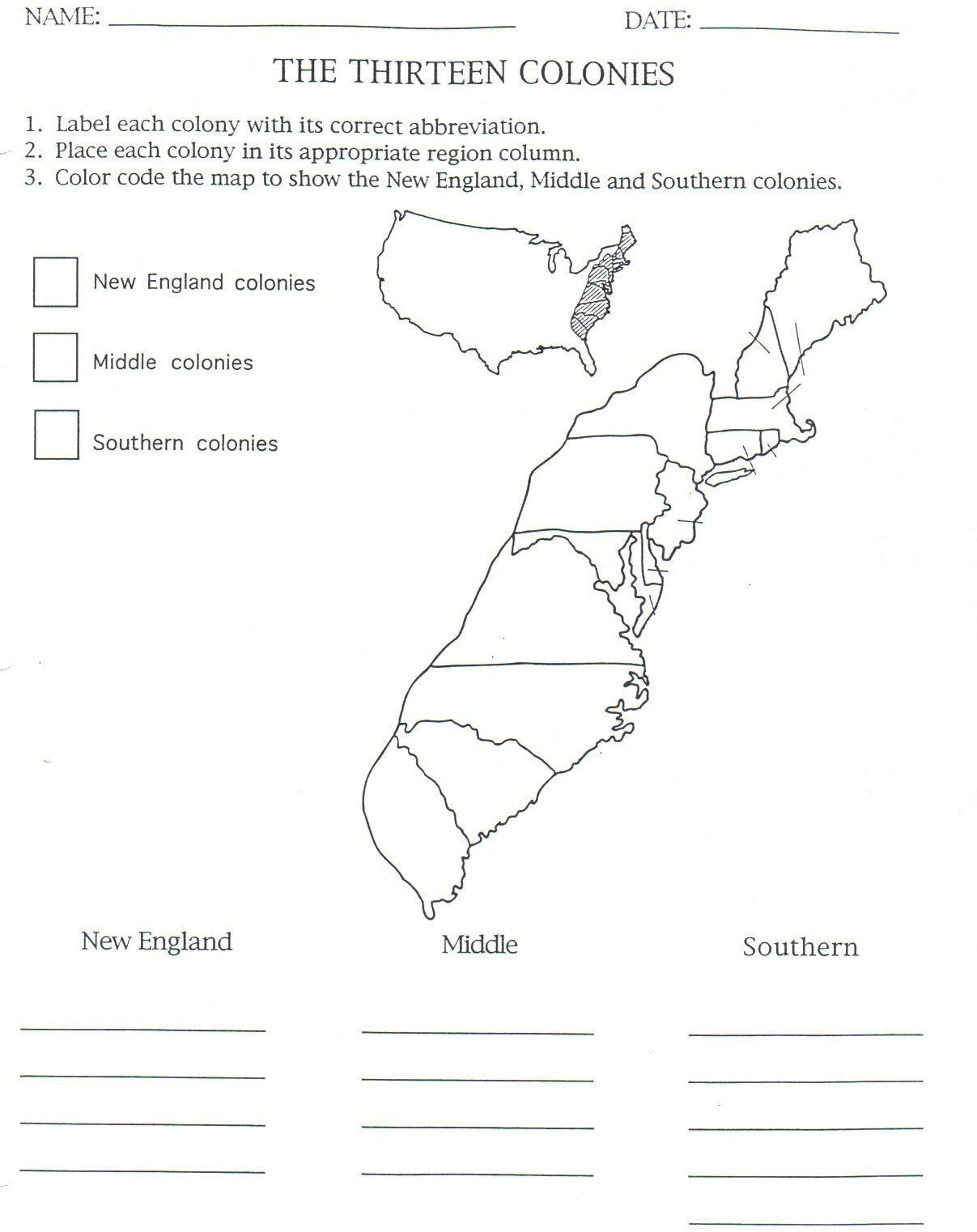 5th Grade Social Stu S Worksheets With Answer Key