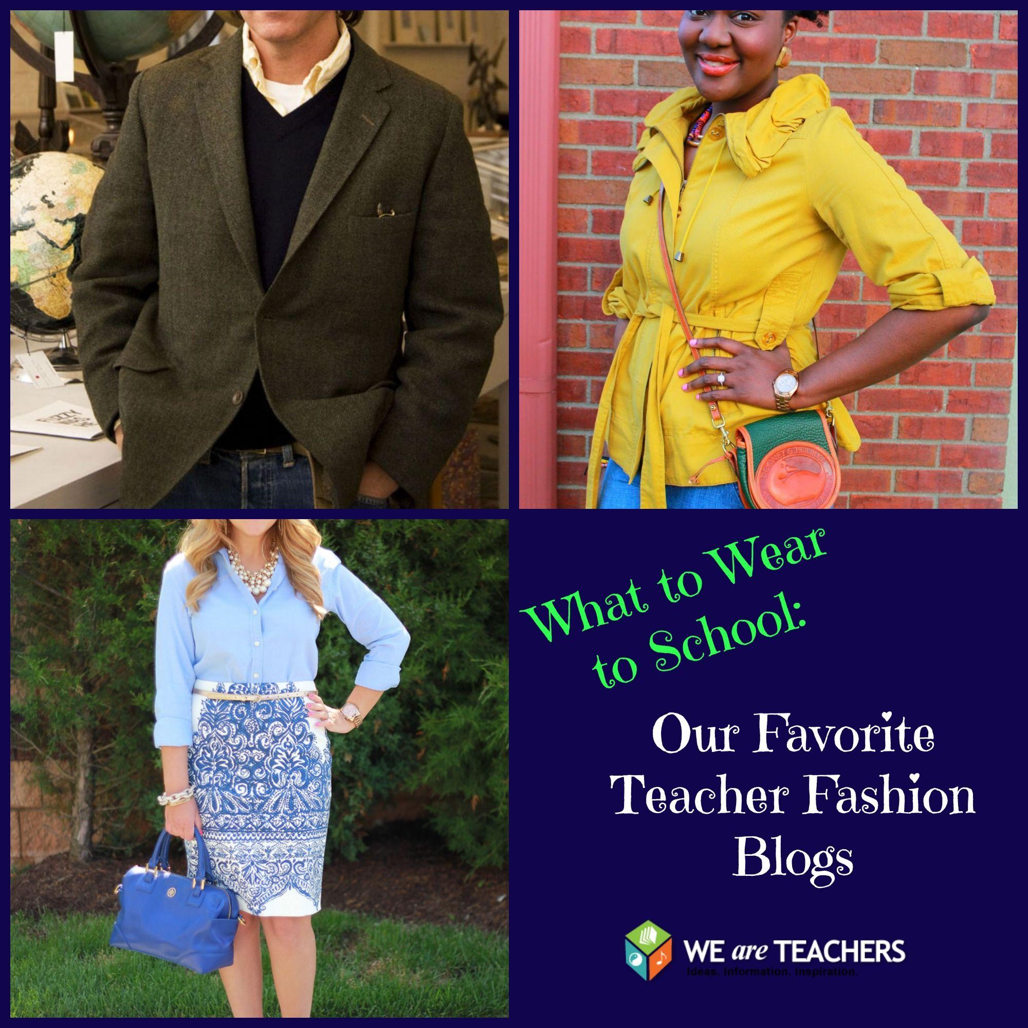 Outfit Ideas For High School Teachers