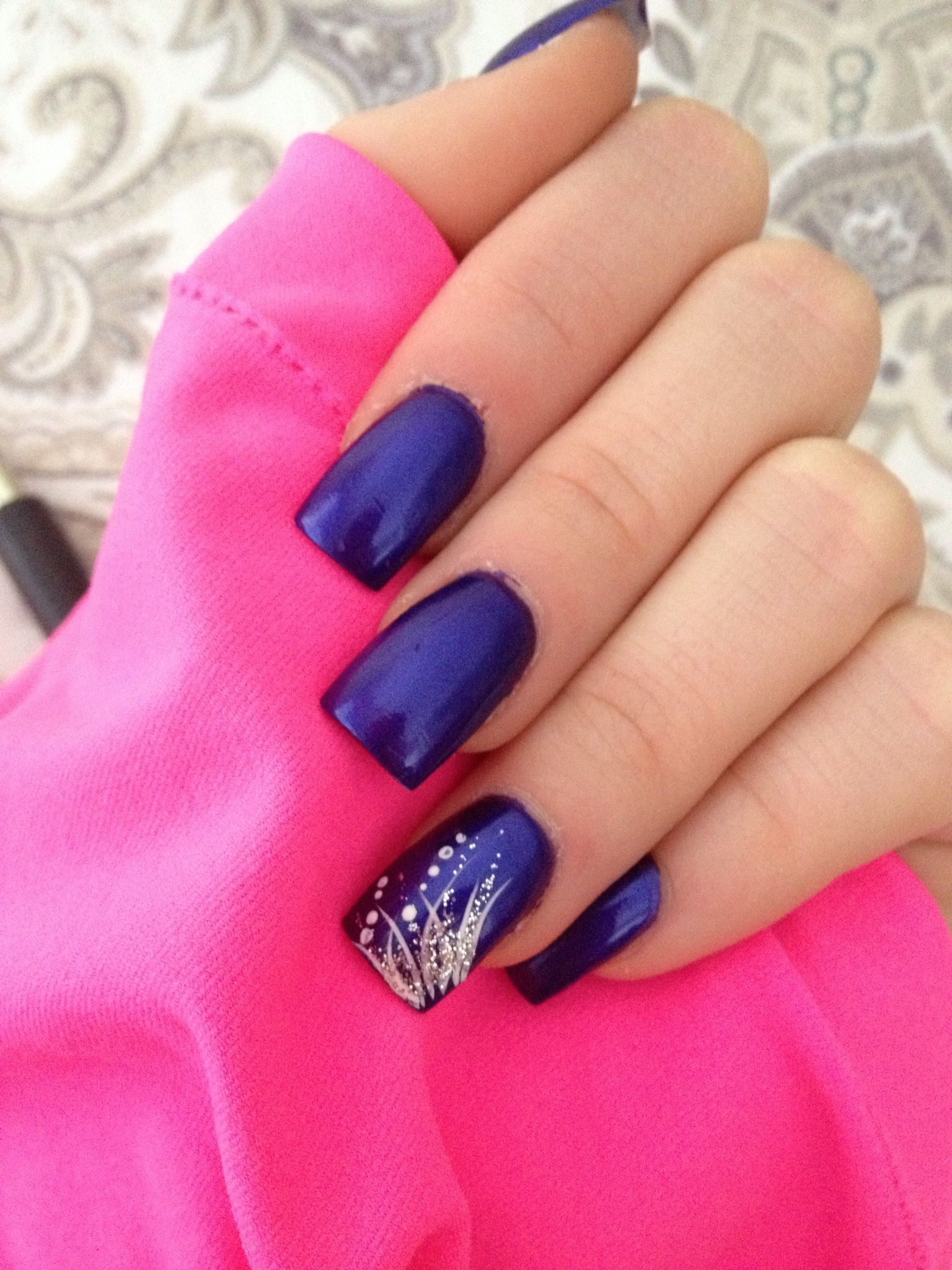 Nails for New Years! ★☆♡Nails♡☆★ Pinterest Nail art