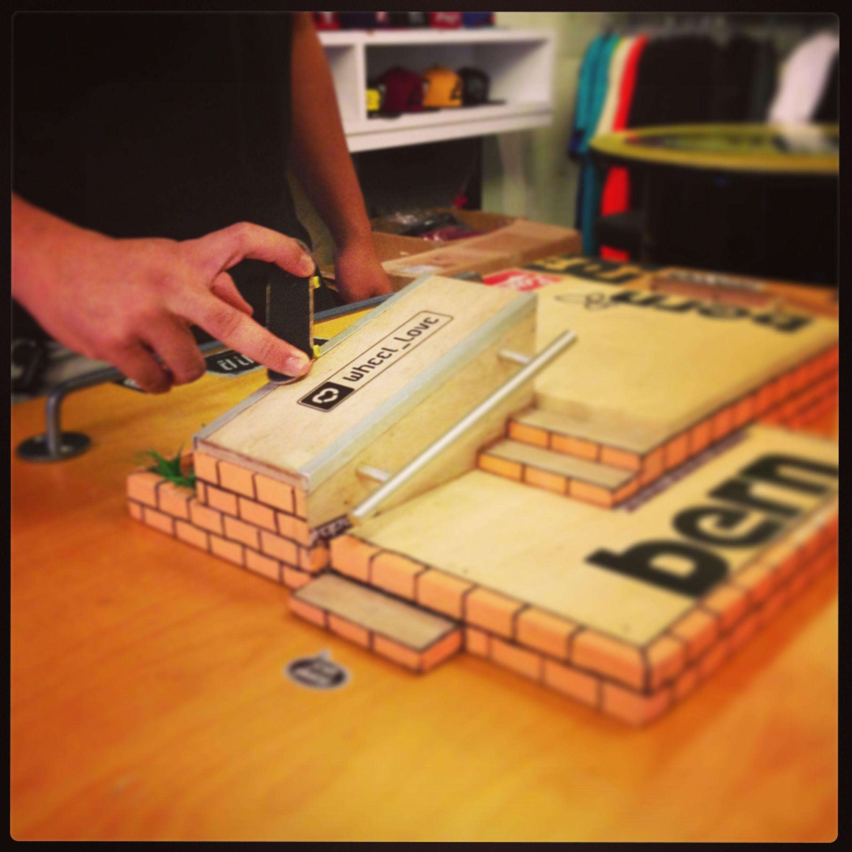 Fingerboarding Accessories Pinterest Tech deck and