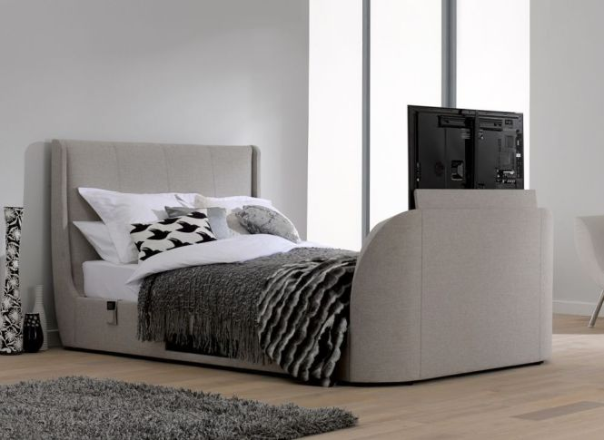 Watch Tv In Ultimate Luxury With One Of Dreams Great Range Beds Featuring Built Top The Line Led Screens