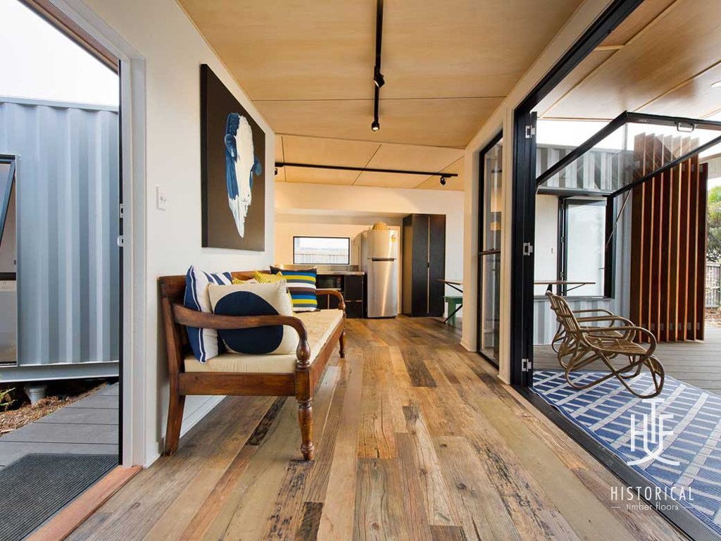 Best Kitchen Gallery: Mindful Decorating And Living Taking Time To Notice Timber of Shipping Container Homes Build Piers on rachelxblog.com