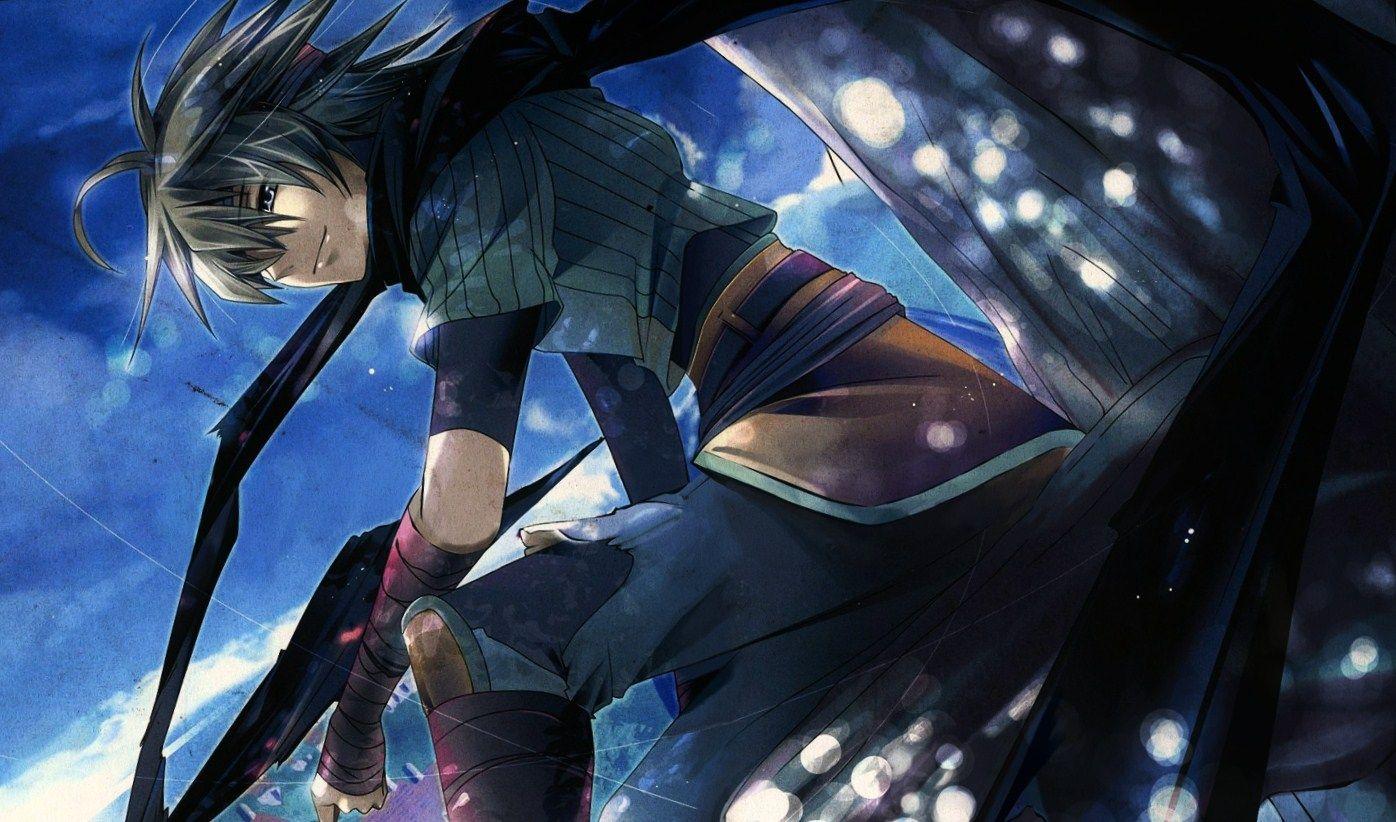 The Ninja Anime Boy Cool Ninja Wallpaper