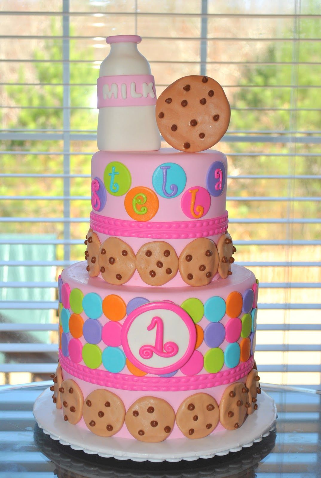 11 Year Old Birthday Cakes For Girls