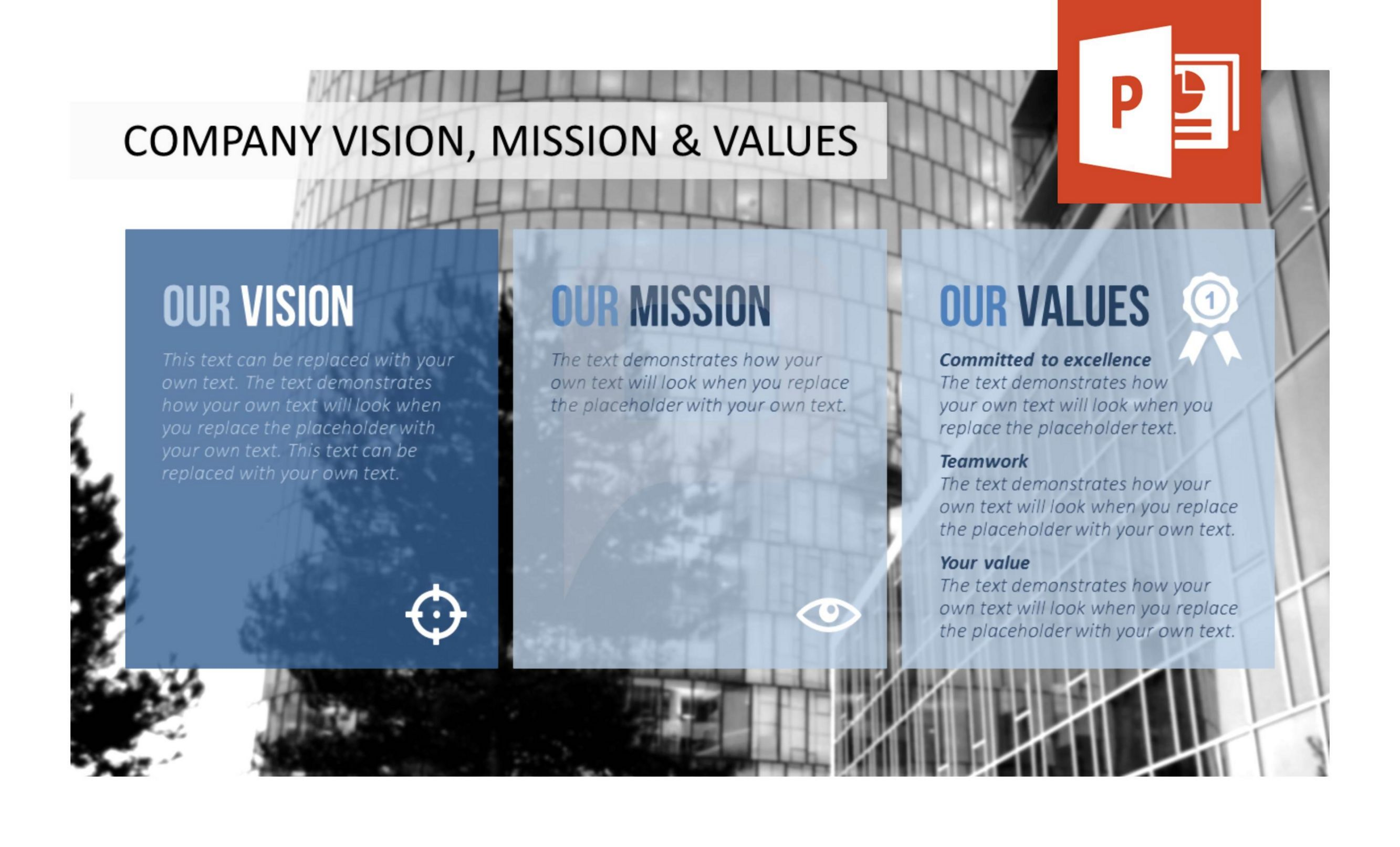 This Template Will Give Your Presentation A Vivid Look To