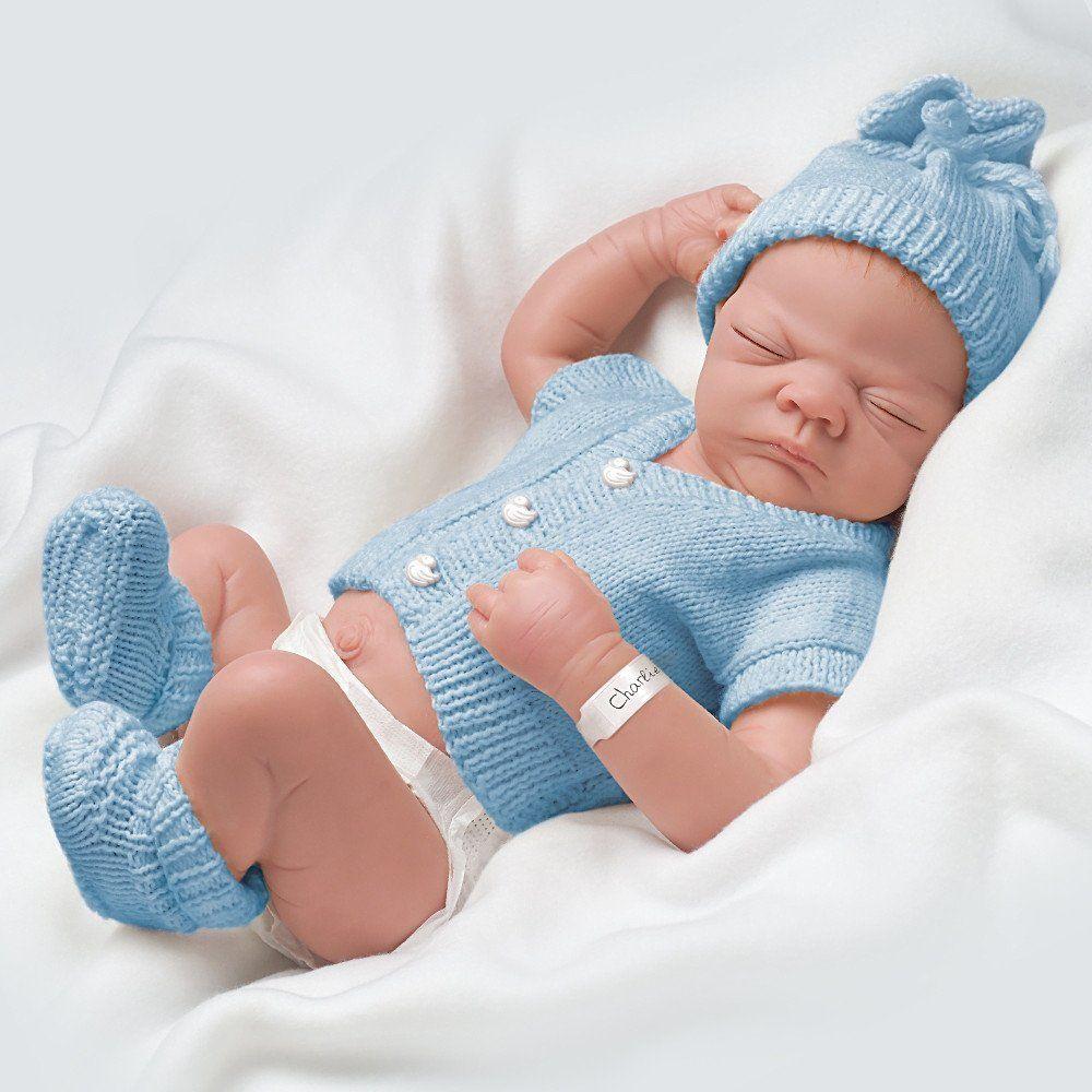 Anatomically Correct So Truly Real Lifelike Baby Doll