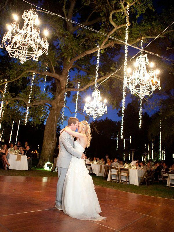 Gest Wedding Trends Of 2017 Hanging Chandelieroutdoor