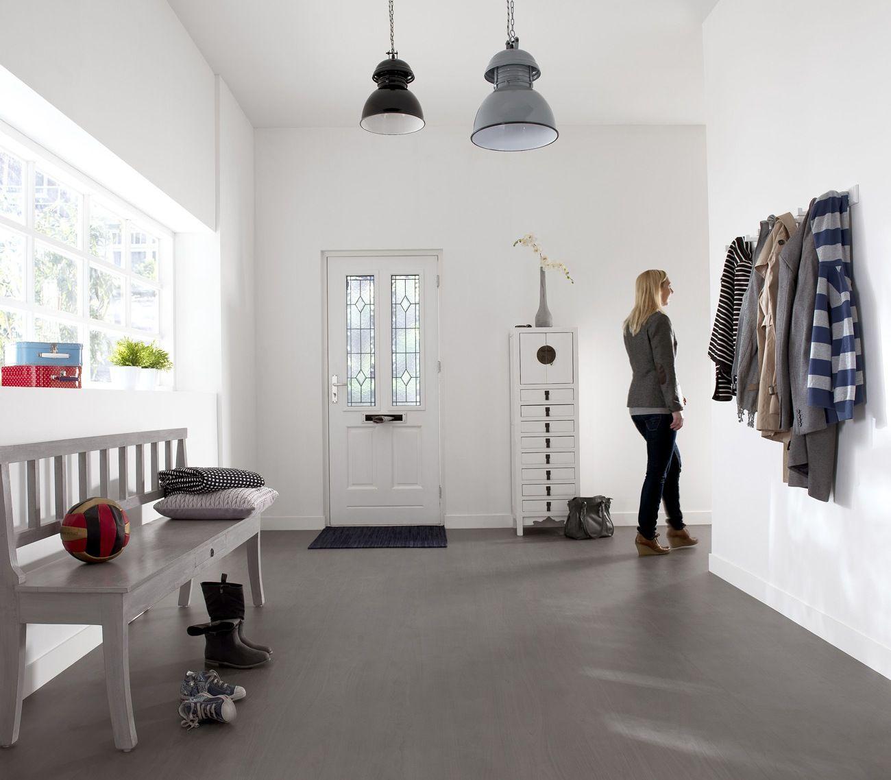 Vloer grijstinten Forbo Vloeren PVC en Vinyl Pinterest