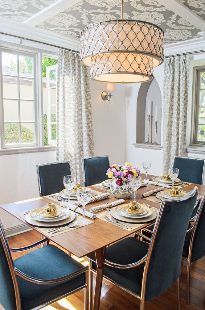 From Nate Berkus American Dream Builders That Light Fixture Is The Feiss Lucia