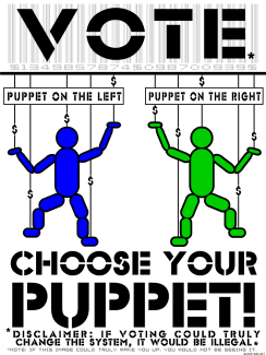 Image result for puppet politics