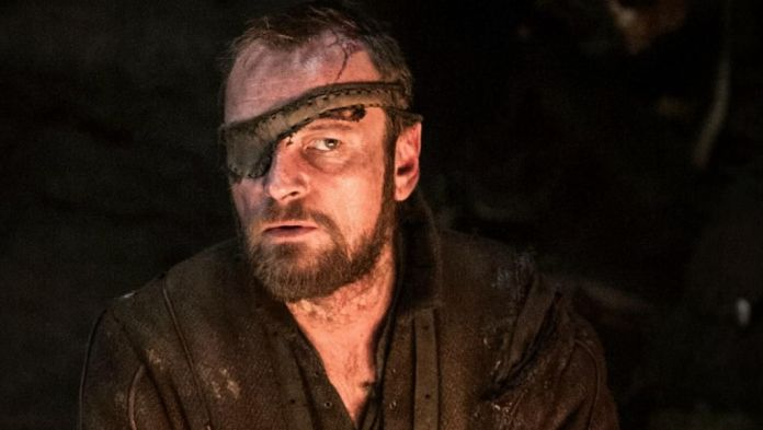 Image result for guy with eye patch game of thrones
