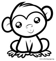 animal coloring pages cute baby animals and baby animals on pinterest