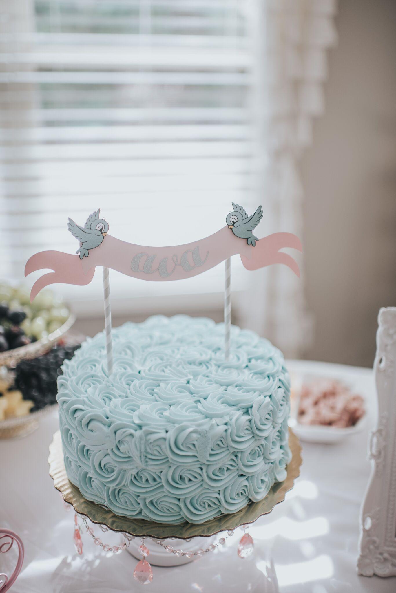 Ava S Cinderella 3rd Birthday