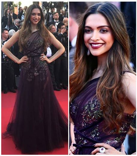 Image result for Deepika Padukone In Marchesa