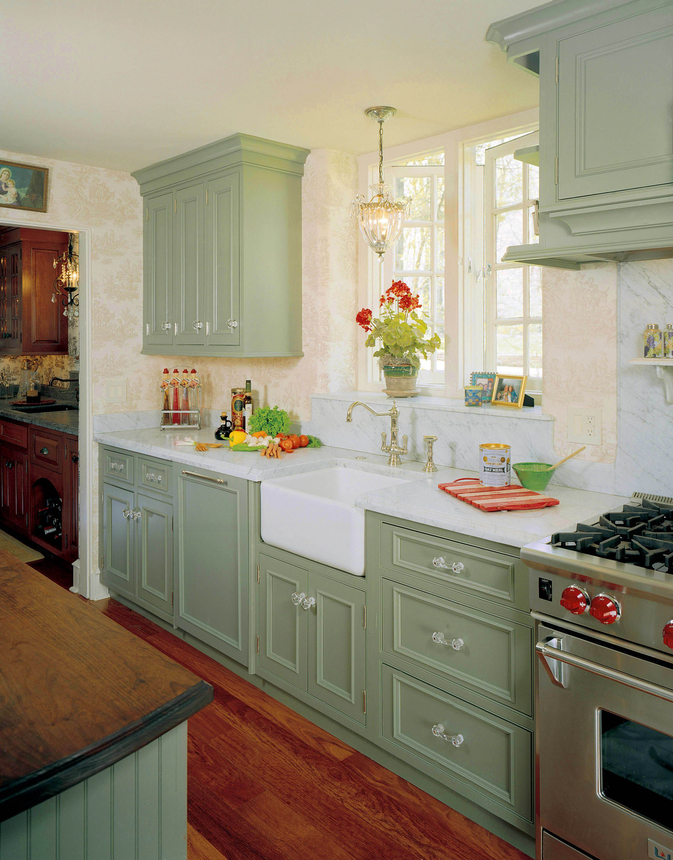 English Country Kitchen Redesign Villanova, PA