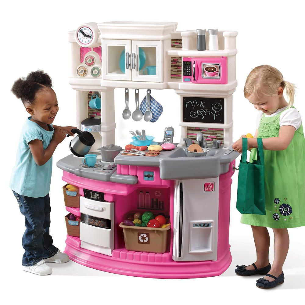 Virginia Step2 Lil' Chef's Gourmet Kitchen Pink