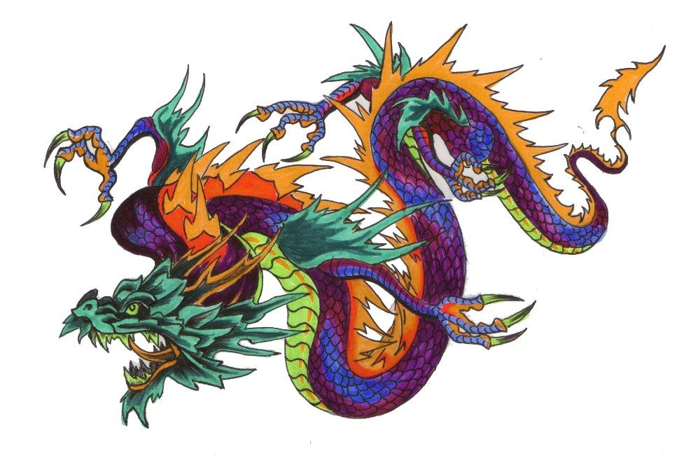 chinese dragon images Dragon Tattoo Meaning Ideas