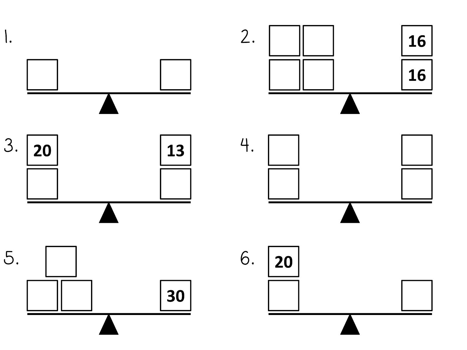 Solving Equations With Variables On Both Sides Special