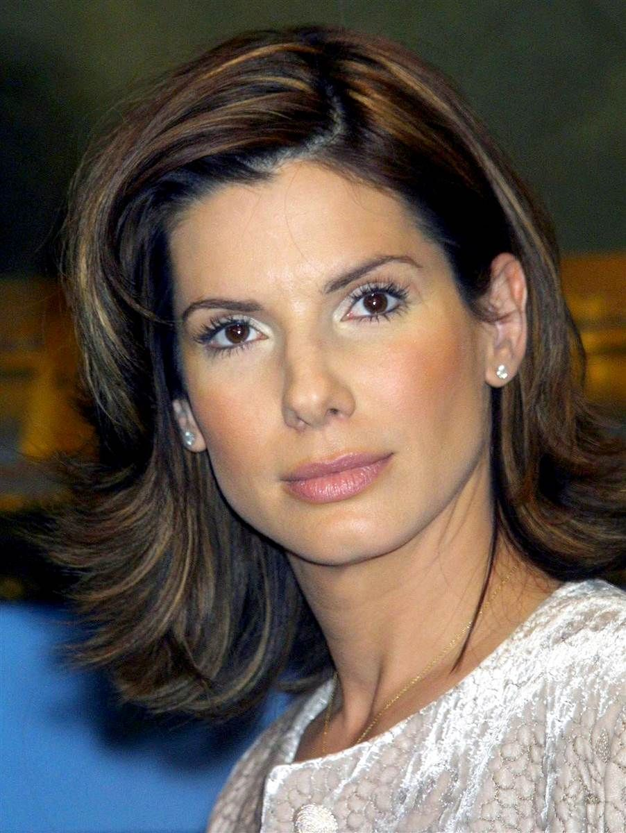Image result for Sandra Bullock hair Sandra bullock