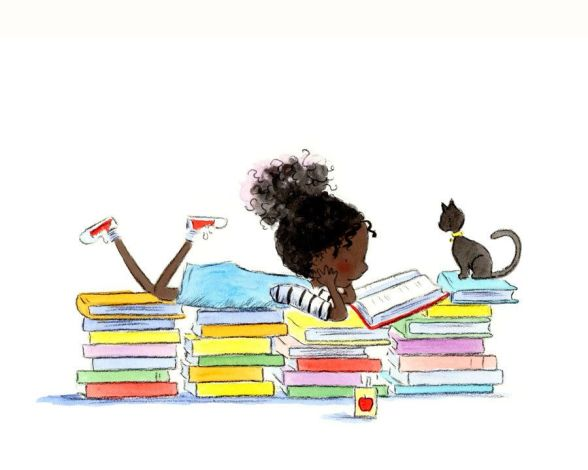 Image result for black girls reading