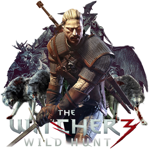 The Witcher 3 Wild Hunt Icon By Ashish913 by Ashish913