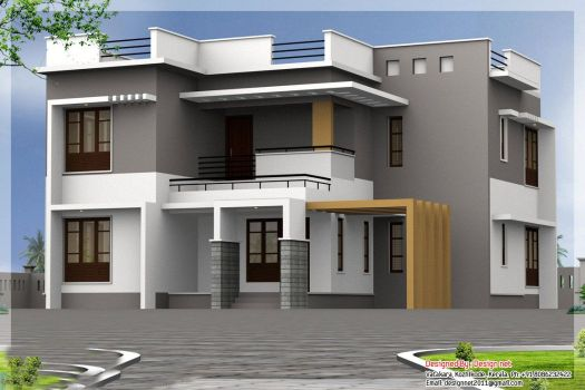Minimalist Home Design Inspirations With Homes Designs Kerala House Modern