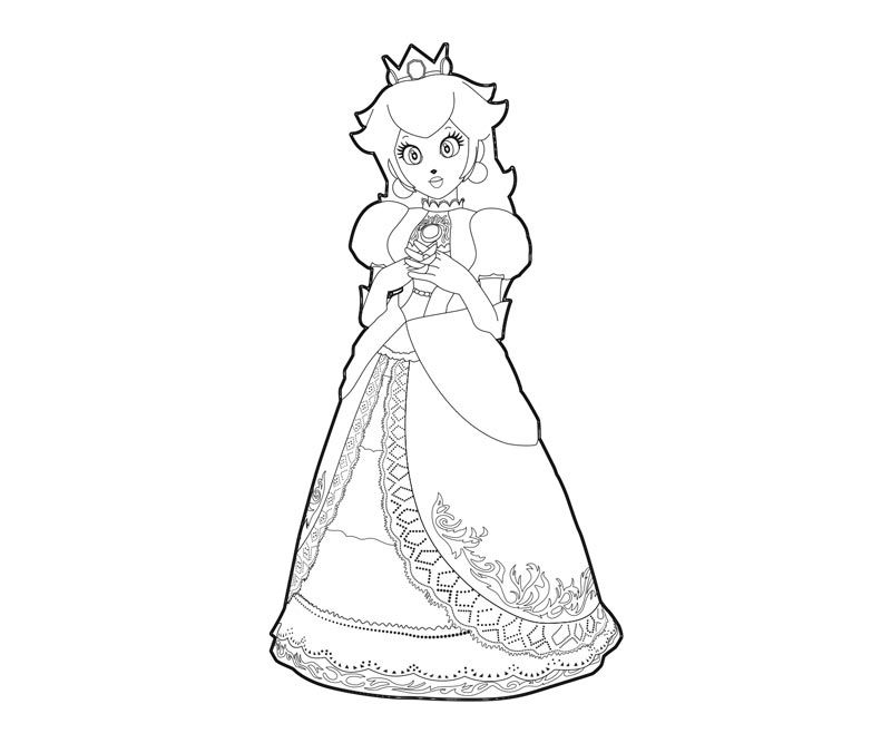 princess peach coloring pages  google search  shayla's