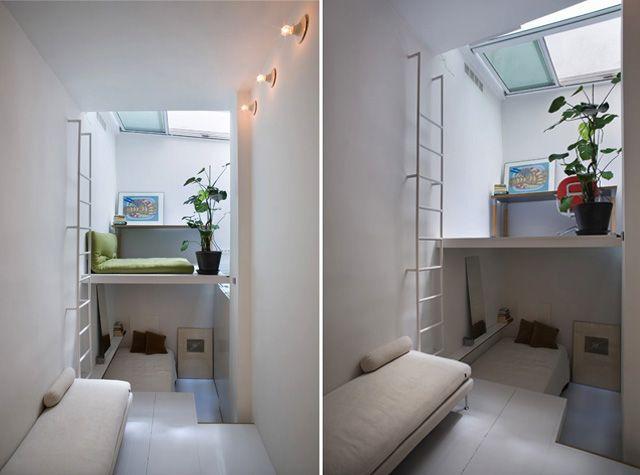20 Square Meter Apartment By MYCC Oficina De Arquitectura