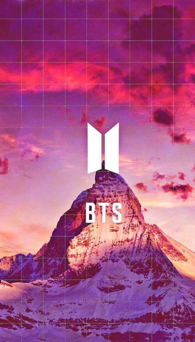 Kpop Wallpapers — BTS new logo lockscreens/ wallpapers