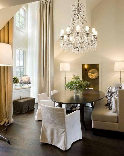 Decorating Your Home With High Ceilings
