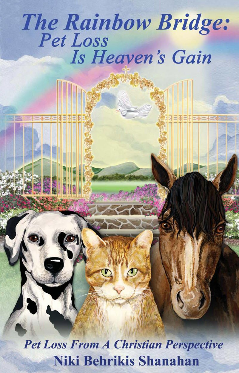"""There Is Eternal Life For Animals,"" A Book Based On Bible"
