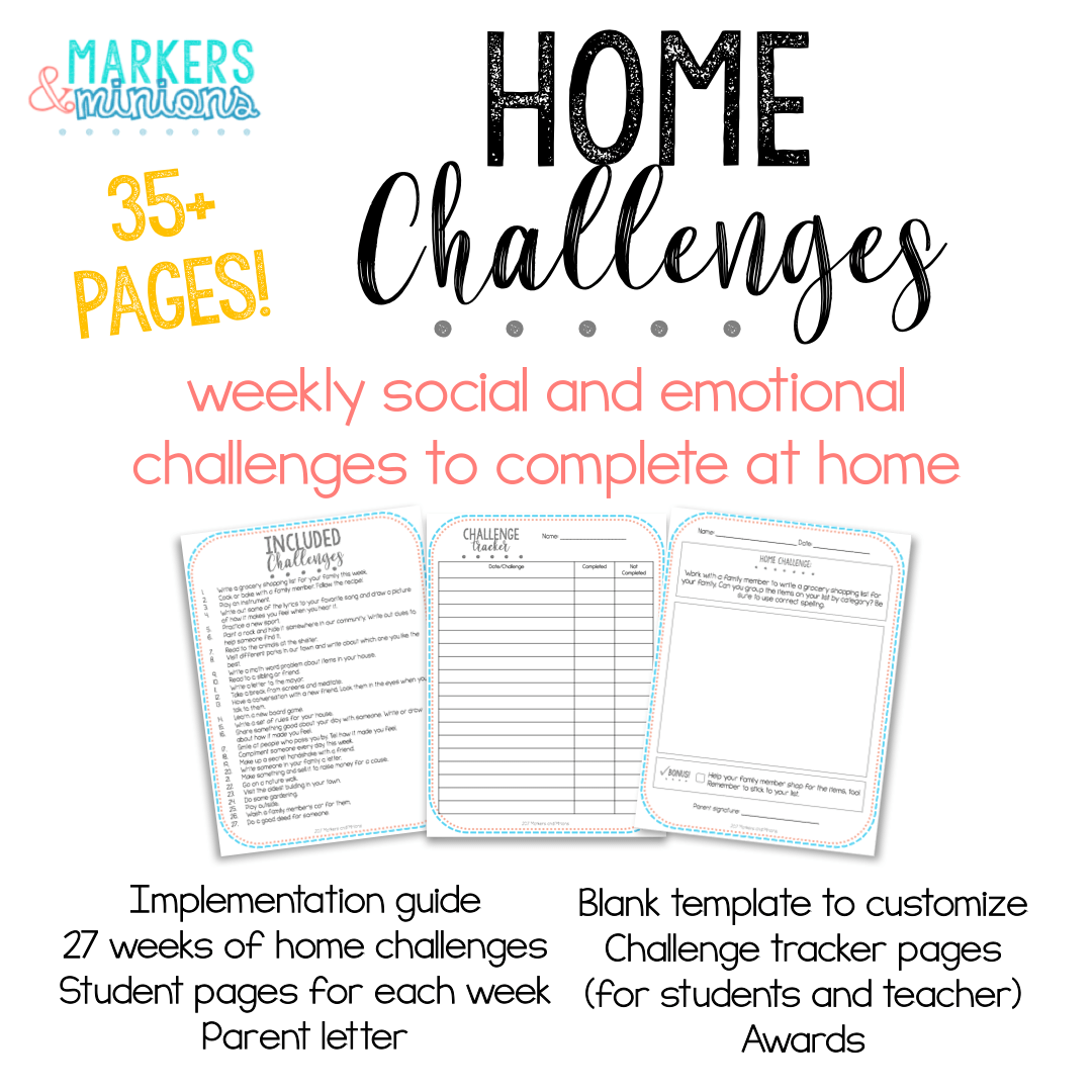 Home Challenges
