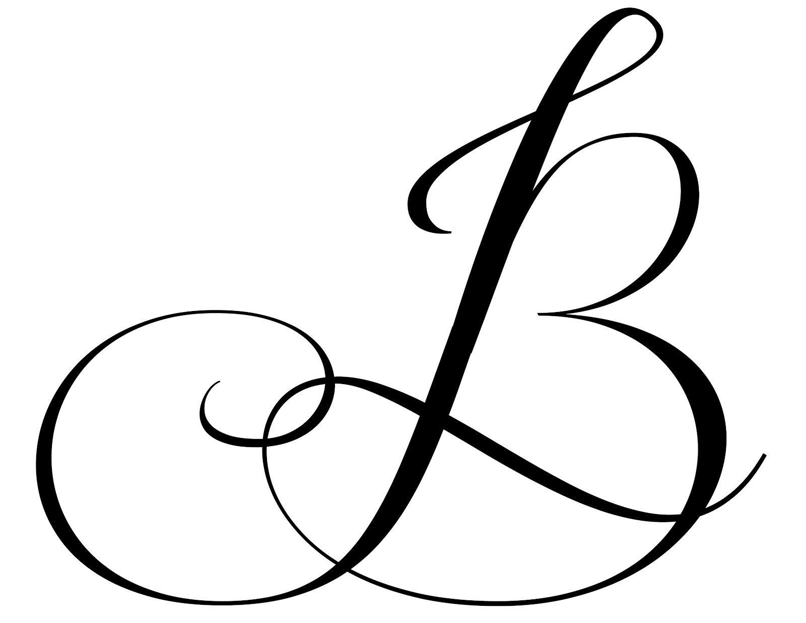 Monogram A Amp L
