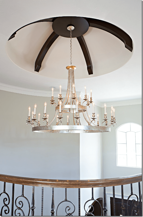 Amanda Carol Interiors Houston Tx Chandelier Is Curry And Co