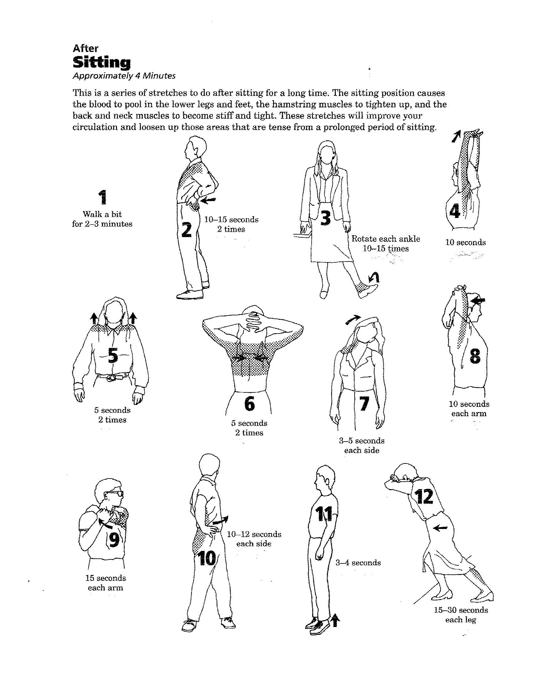 Back Exercises For Upper Back Pain At Home