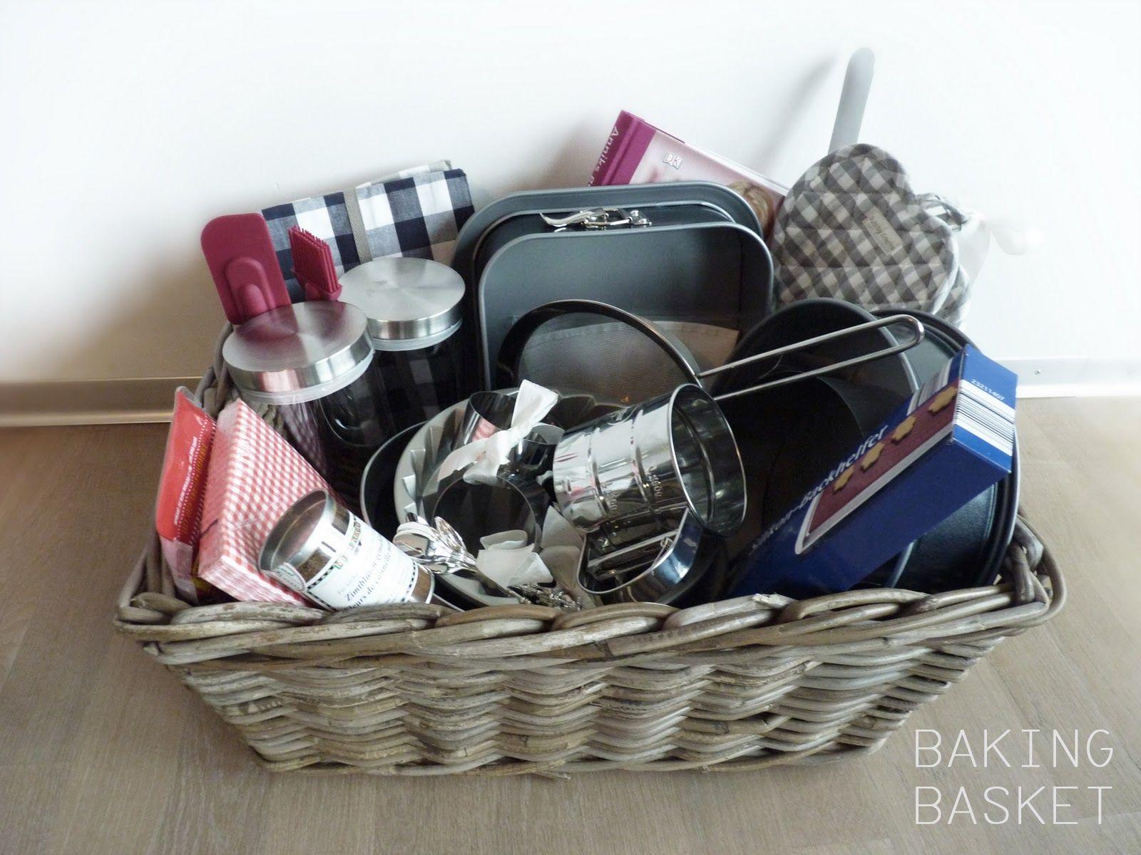 Baking T Basket Ideas